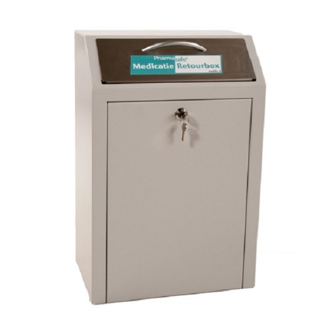 Pharmasafe® Medicatie Retourboxen (Pharmasafe® Medicatie Retourbox)